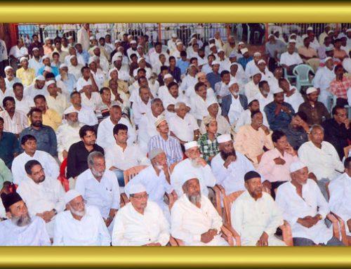 Release ceremony of Book Haqaiq-e-Gulistan-e-Hashimpeer-9