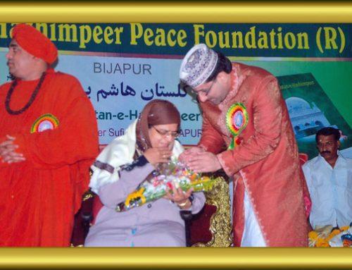 Release ceremony of Book Haqaiq-e-Gulistan-e-Hashimpeer-23